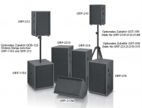 QRF-115S Professional Speaker-System
