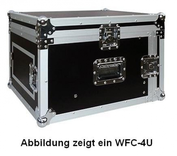 "WFC-6U 19""-Winkel-Flight-Case"